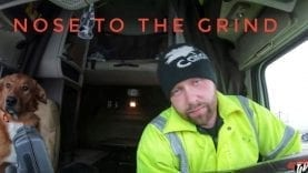 My Trucking Life – NOSE TO THE GRIND? – #1619