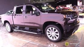 2019 Chevrolet Silverado High Country – Exterior and Interior Walkaround – 2018 LA Auto Show
