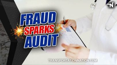 Fraud Sparks Audit