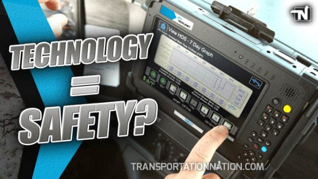 Technology = Safety says FMCSA
