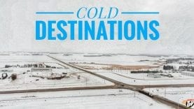 My Trucking Life | COLD DESTINATIONS | #1649
