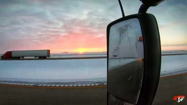 My Trucking Life – HIGHWAY SUNSETS – #1626