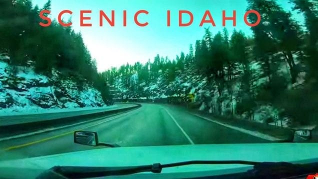 My Trucking Life – IDAHO!!! – #1631