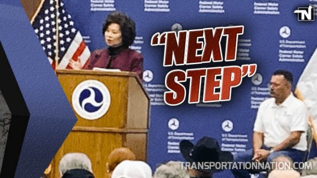 Next Step – Elaine Chao