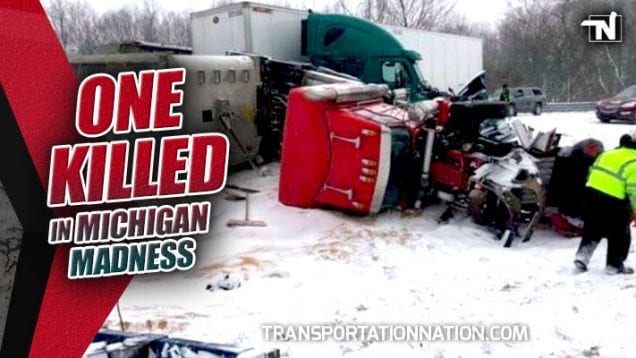 One Killed in Michigan Madness