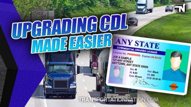 Upgrading CDL Made Easier