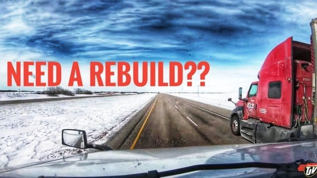 My Trucking Life | ENGINE NEEDS REBUILD?? | #1664