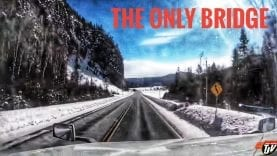 My Trucking Life | THE ONLY BRIDGE | #1659