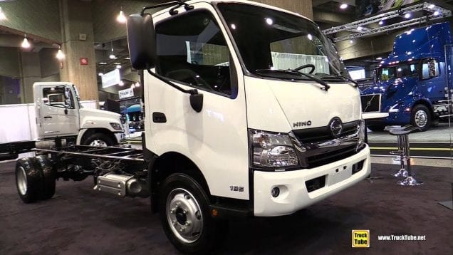2019 Hino 195 Truck – Exterior and Interior Walk Around