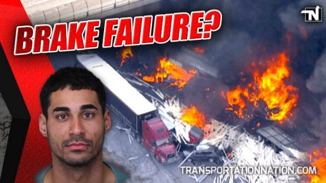 Brake Failure – Fatal Colorado Semi Crash
