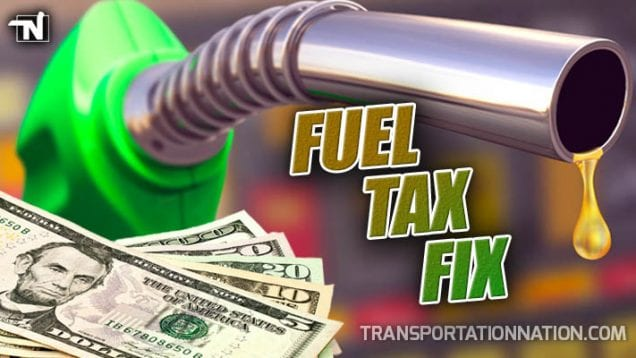 Fuel Tax Fix