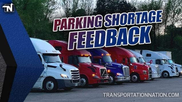 Parking Shortage Feedback