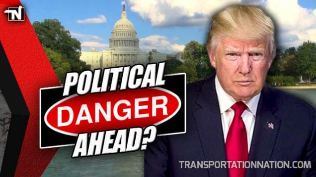 Political Danger Ahead for President Trump