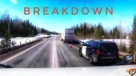 My Trucking Life | BREAKDOWN | #1675