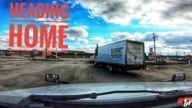 My Trucking Life | HEADING HOME | #1679