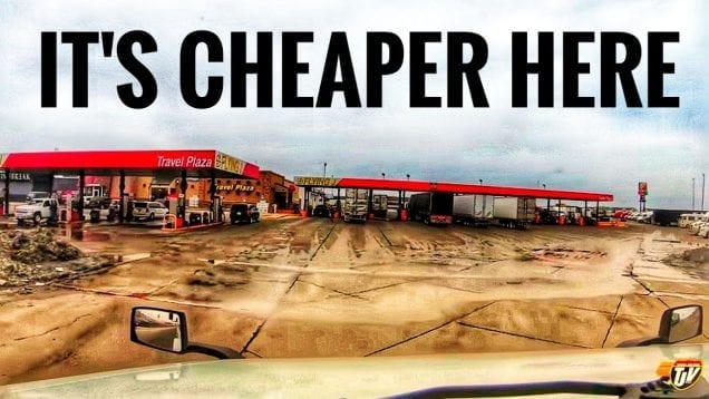 My Trucking Life | IT'S CHEAPER HERE | #1684