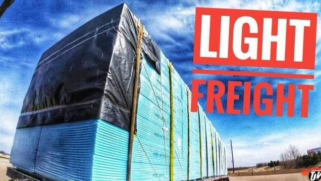 My Trucking Life | LIGHT FREIGHT | #1692