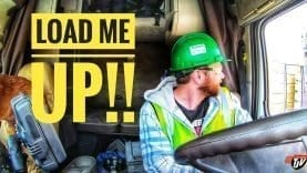 My Trucking Life | LOAD ME UP!!! | #1694