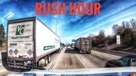 My Trucking Life | RUSH HOUR | #1682