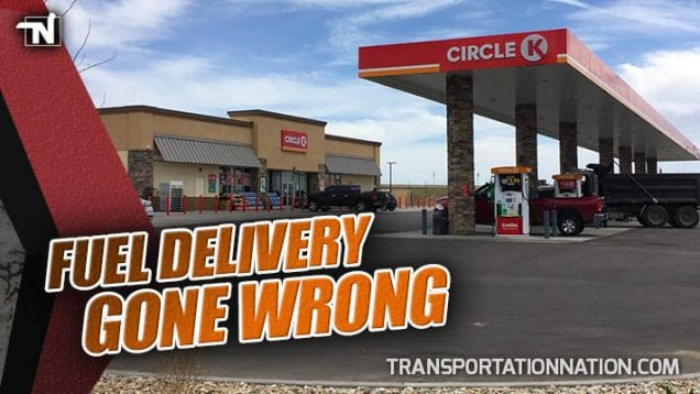 Circle K Fuel Delivery Gone Wrong