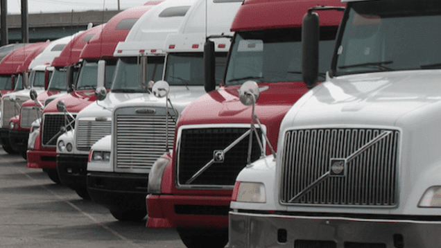Class 8 Used Truck Sales April 19