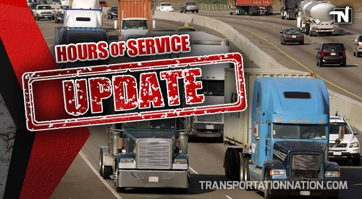 Hours Of Service UPDATE: New Proposed Rule To Be Published