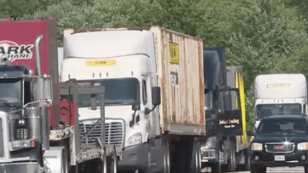 Ozark, Missouri Bans Semi Parking
