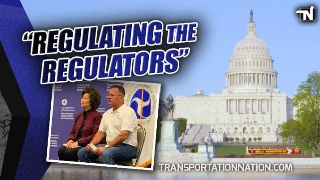 Regulating the Regulators – SBTC files suit against the FMSCA, Elaine Chao and Ray Martinez