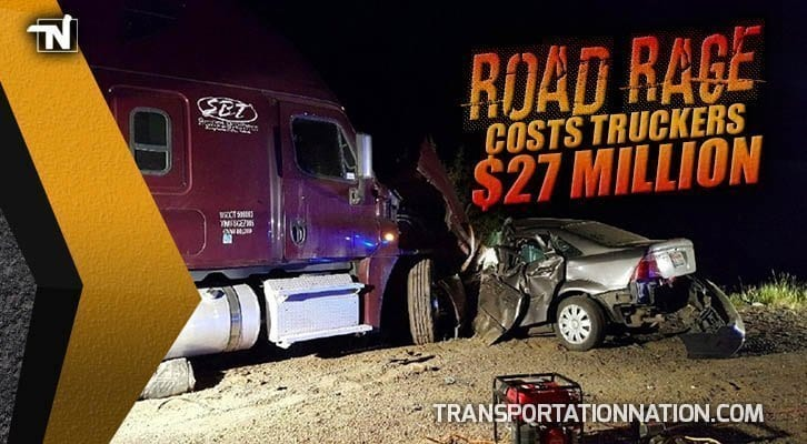 Truckers To Pay $27M After Road Rage Battle Cost A Motorist Her Life