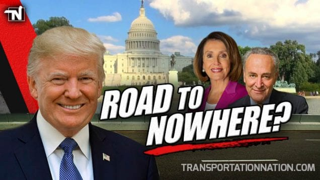 Road to Nowhere? Trump, Pelosi, Schumer