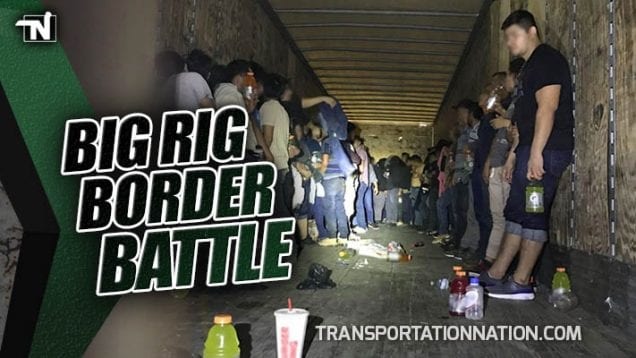 Smuggling Mexican Nationalists into America in a Big Rig Causes Border Battle 2