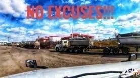 My Trucking Life | NO EXCUSES!!! | #1703