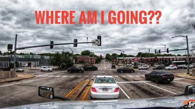 My Trucking Life | WHERE AM I GOING?? | #1711