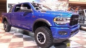 2019 Ram 2500 Heavy Duty Mopar Customized – Walk Around – 2019 Chicago Auto Show