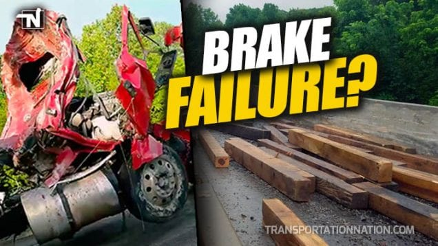 Fatal Accident in Warren County, Tennessee – Was It Brake Failure