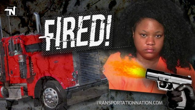 Fired and Furious – Woman Shoots at Trucking Company Owner for Firing Her Fiance