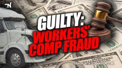 Guilty of Workers Comp Fraud