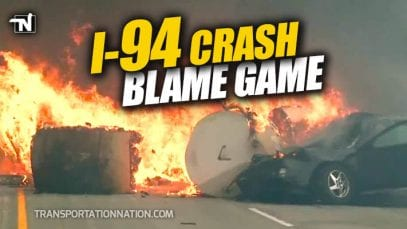 I-94 Crash Blame Game