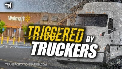 Judy is Triggered by Truckers