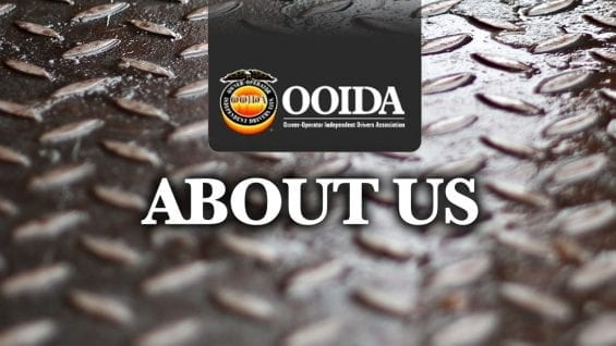 About Us (OOIDA) - Transportation Nation Network