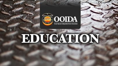 OOIDA Playlist – Education