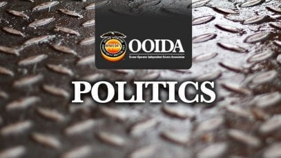 OOIDA Playlist – Politics