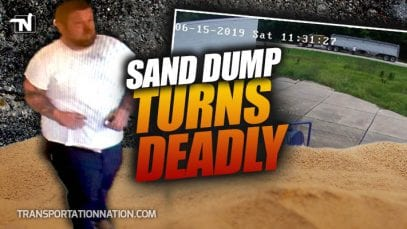 Sand Dump in Louisiana Turns Deadly