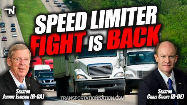 Speed Limiter Fight Is Back