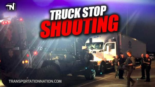Truck Stop Shooting at TA Elgin in Hampsire, IL