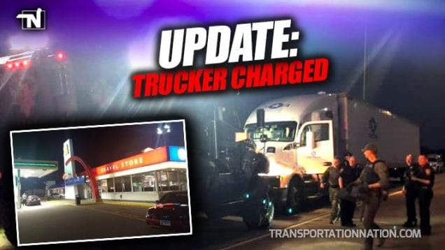 Truck Stop Shooting at TA Elgin in Hampsire, IL – UPDATE