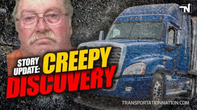 Trucker Arrested for Kidnapping – Story Update – Creepy Discovery
