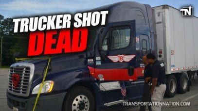Trucker Shot Dead in a Hardees in North Carolina