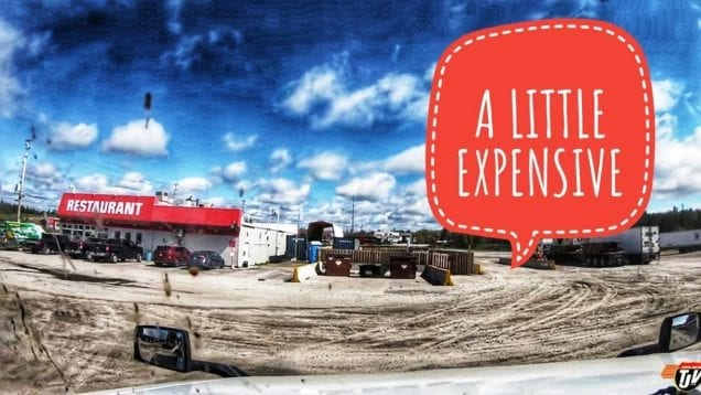 My Trucking Life | A LITTLE EXPENSIVE | #1725