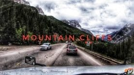 My Trucking Life | MOUNTAIN CLIFFS ⛰️🚛💨 | #1735